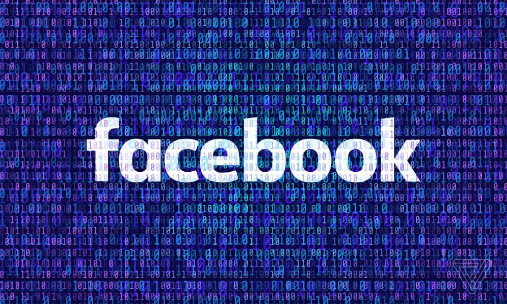 Logotipo do Facebook - representando seu consumo da rede