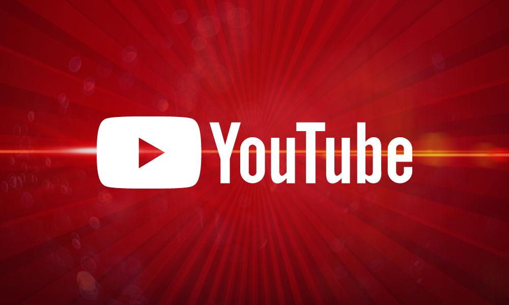 Logotipo do Youtube - representando seu consumo da rede